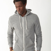 Rocky Unisex Eco Fleece Hooded Full-Zip