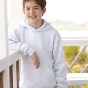 ComfortBlend EcoSmart Youth Hooded Sweatshirt