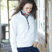 Ladies' Classic Fleece ½ Zip Pullover