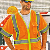 Ultra-Cool Mesh Surveyor's Vest