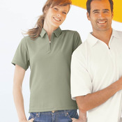 Ladies' Zip Flog Sport Shirt with Hydrovent™ Technology