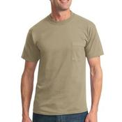 Dri Power ® Active 50/50 Cotton/Poly Pocket T Shirt